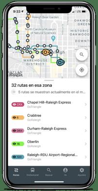 App in Spanish