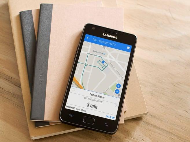 Rider Android App