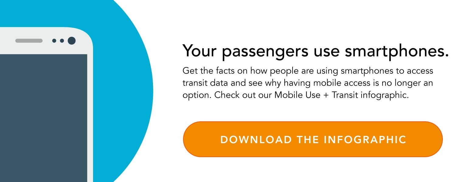 Check out the Mobile Use and Transit Infographic